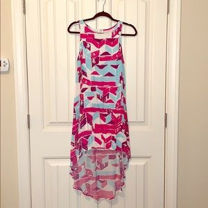 Ella Moss high low dress